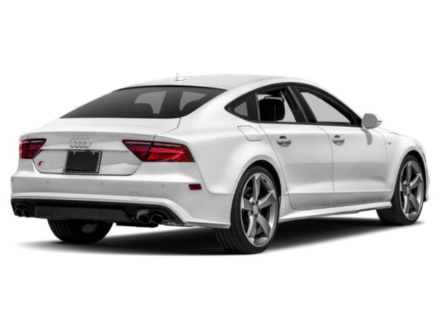 2018 Audi S7 Base Price 4.0 TFSI Prestige Pricing side rear view