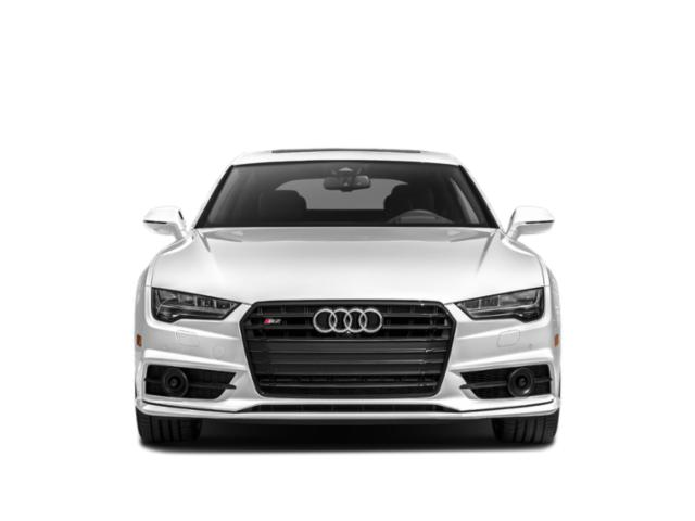 2018 Audi S7 Base Price 4.0 TFSI Prestige Pricing front view