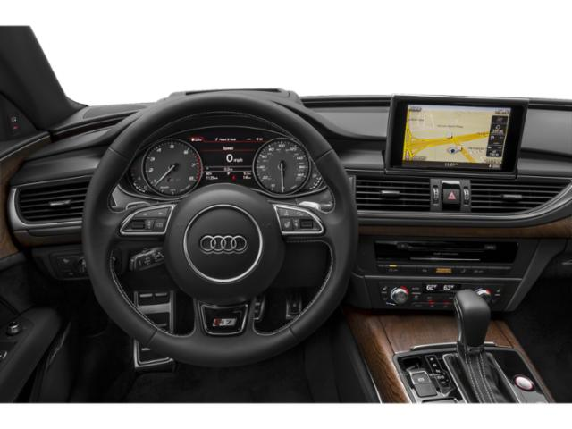 2018 Audi S7 Base Price 4.0 TFSI Prestige Pricing driver's dashboard