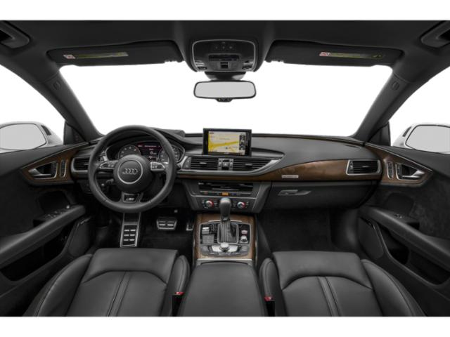 2018 Audi S7 Base Price 4.0 TFSI Prestige Pricing full dashboard