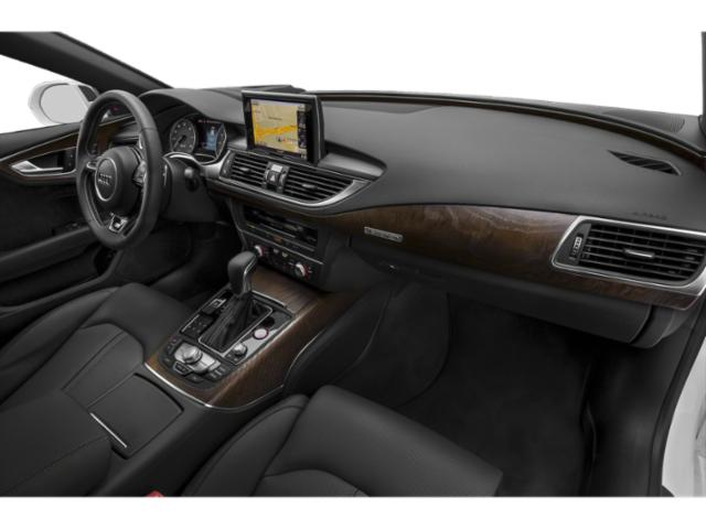 2018 Audi S7 Base Price 4.0 TFSI Prestige Pricing passenger's dashboard