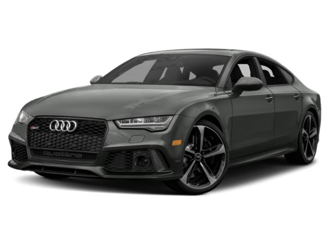 2018 Audi RS 7 Prices and Values Sedan 4D RS7 Prestige AWD