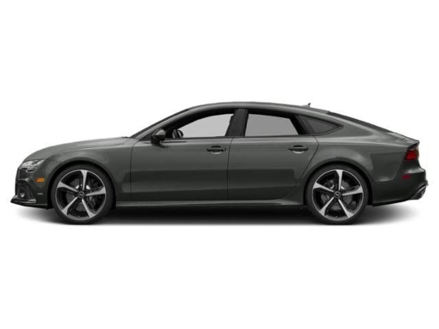 2018 Audi RS 7 Prices and Values Sedan 4D RS7 Prestige AWD side view
