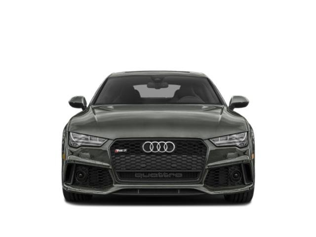 2018 Audi RS 7 Pictures RS 7 Sedan 4D RS7 Performance AWD photos front view