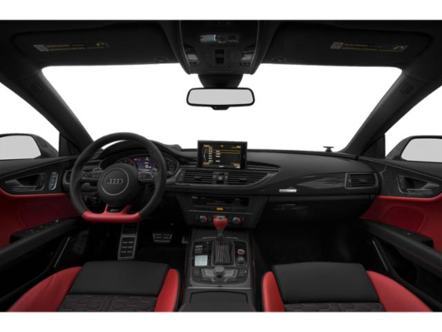 2018 Audi RS 7 Pictures RS 7 Sedan 4D RS7 Performance AWD photos full dashboard