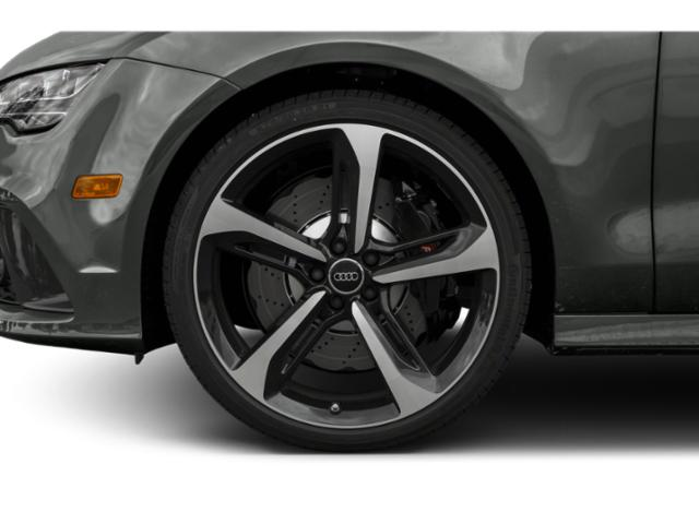 2018 Audi RS 7 Prices and Values Sedan 4D RS7 Prestige AWD wheel