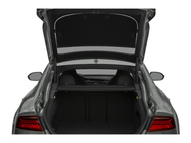 2018 Audi RS 7 Prices and Values Sedan 4D RS7 Prestige AWD open trunk