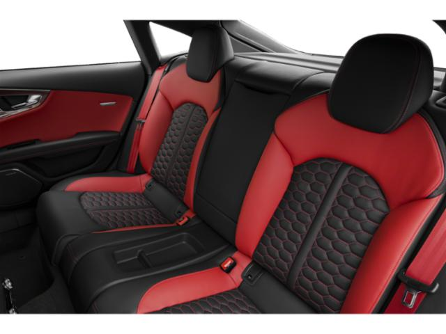 2018 Audi RS 7 Prices and Values Sedan 4D RS7 Prestige AWD backseat interior