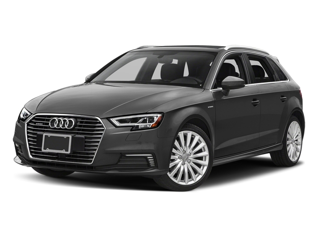 2018 Audi A3 Sportback e-tron Base Price 1.4 TFSI PHEV Tech Premium Plus Pricing side front view