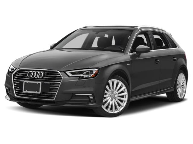 2018 Audi A3 Sportback e-tron Base Price 1.4 TFSI PHEV Premium Plus Pricing side front view