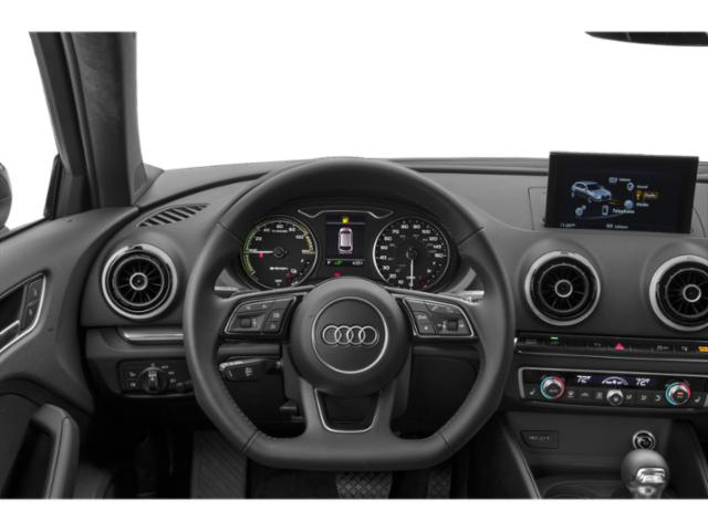 2018 Audi A3 Sportback e-tron Base Price 1.4 TFSI PHEV Premium Plus Pricing driver's dashboard
