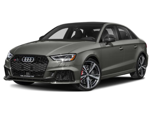 2018 Audi RS 3 Prices and Values Sedan 4D RS3 AWD