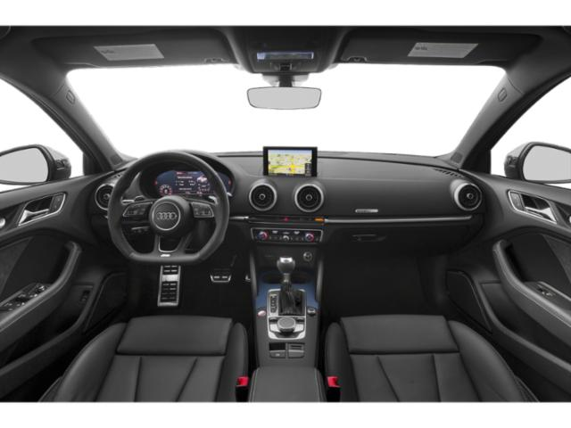 2018 Audi RS 3 Base Price 2.5 TFSI S Tronic Pricing full dashboard