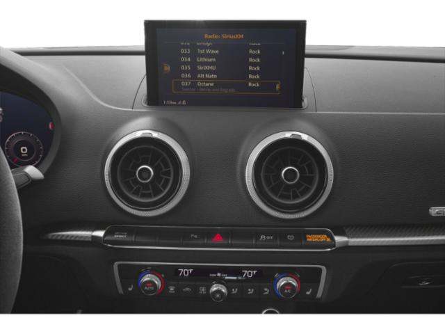 2018 Audi RS 3 Prices and Values Sedan 4D RS3 AWD stereo system