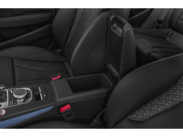 2018 Audi RS 3 Prices and Values Sedan 4D RS3 AWD center storage console