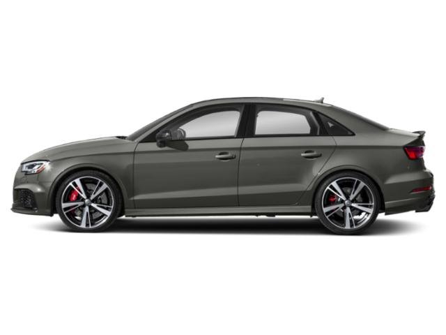 2018 Audi RS 3 Prices and Values Sedan 4D RS3 AWD side view