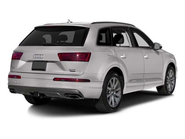 2018 Audi Q7 Base Price 2 0 Tfsi Premium Pricing Side Rear View