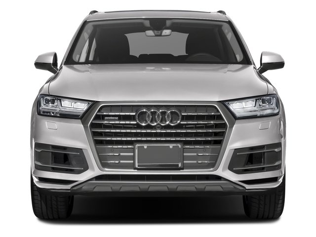 2018 Audi Q7 Pictures Q7 3.0 TFSI Prestige photos front view