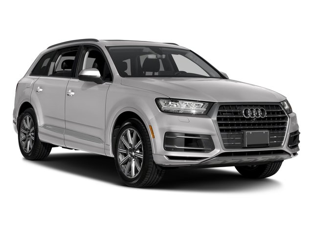 2018 Audi Q7 Prices and Values Utility 4D 3.0 Prestige AWD side front view