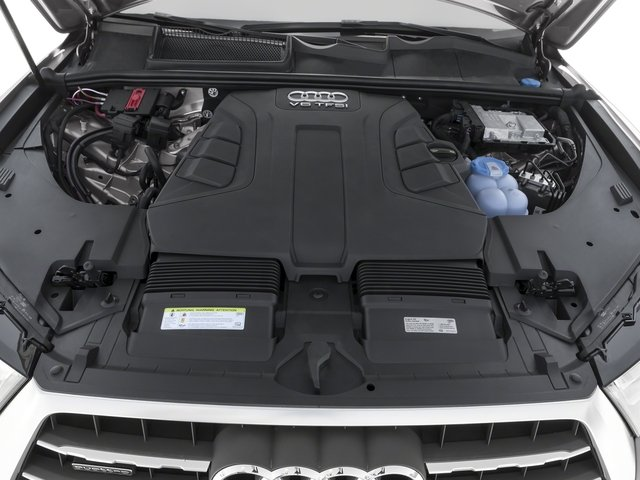 2018 Audi Q7 Pictures Q7 2.0 TFSI Premium Plus photos engine