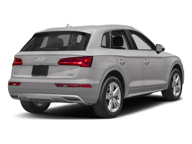 2018 Audi Q5 Base Price 2.0 TFSI Premium Pricing side rear view