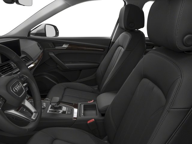 2018 Audi Q5 Base Price 2.0 TFSI Premium Pricing front seat interior