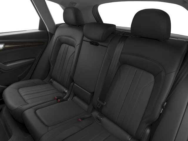 2018 Audi Q5 Base Price 2.0 TFSI Premium Pricing backseat interior