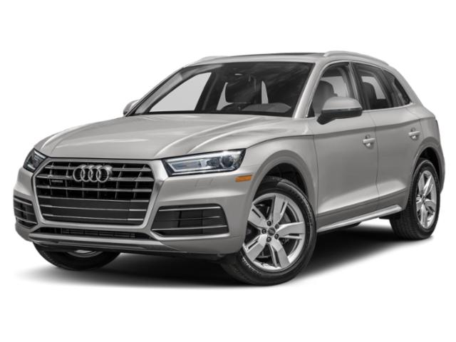 2018 Audi Q5 Base Price 2.0 TFSI Tech Prestige Pricing side front view