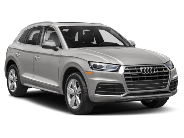 2018 Audi Q5 Prices and Values Utility 4D Premium AWD side front view