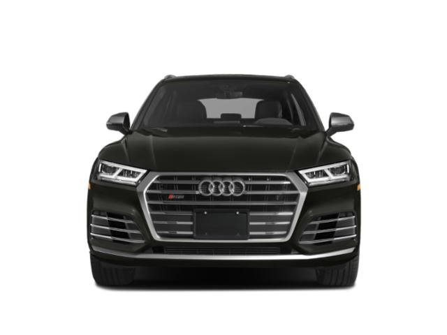 2018 Audi SQ5 Pictures SQ5 Utility 4D Prestige AWD photos front view