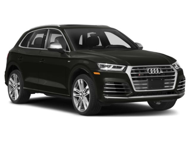 2018 Audi SQ5 Prices and Values Utility 4D Prestige AWD side front view
