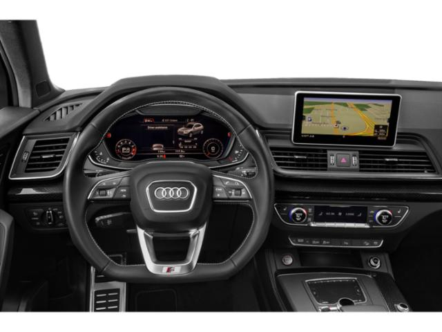 2018 Audi SQ5 Pictures SQ5 Utility 4D Prestige AWD photos driver's dashboard