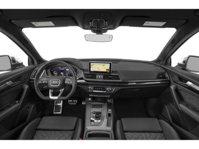 2018 Audi SQ5 Pictures SQ5 Utility 4D Prestige AWD photos full dashboard