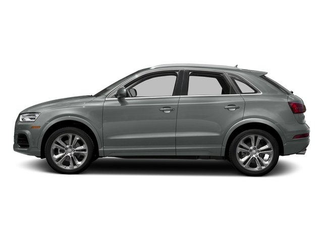 2018 Audi Q3 Pictures Q3 2.0 TFSI Sport Premium Plus FWD photos side view