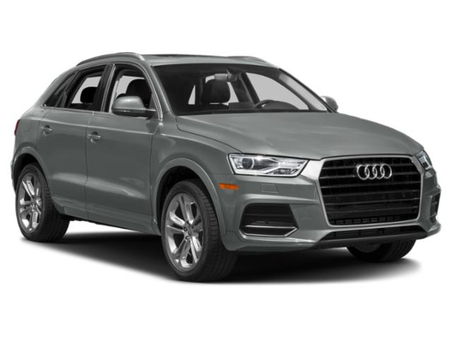 2018 Audi Q3 Prices and Values Utility 4D Premium Plus 2WD side front view