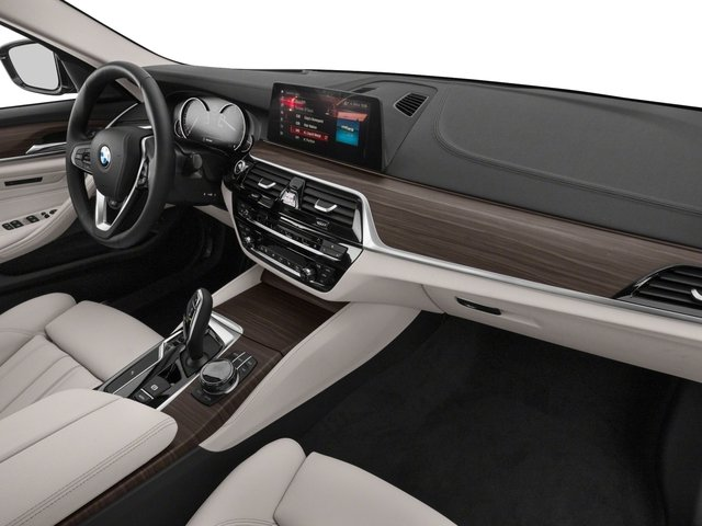 2018 BMW 5 Series Prices and Values Sedan 4D 530i passenger's dashboard