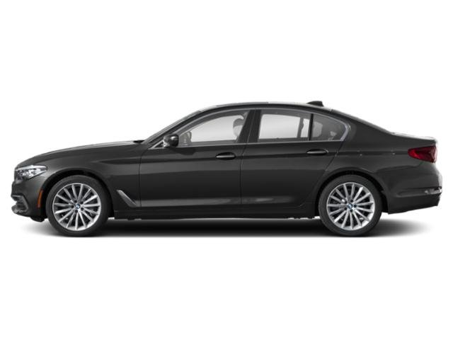 2018 BMW 5 Series Prices and Values Sedan 4D 530i side view