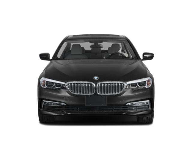 2018 BMW 5 Series Prices and Values Sedan 4D 530i front view