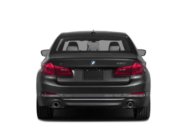 2018 BMW 5 Series Prices and Values Sedan 4D 530i rear view