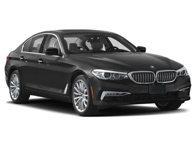 2018 BMW 5 Series Prices and Values Sedan 4D 530i side front view