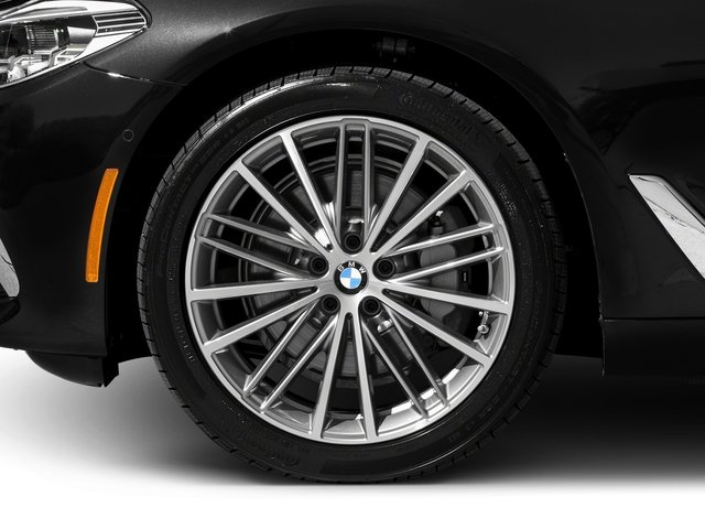 2018 BMW 5 Series Prices and Values Sedan 4D 540i wheel