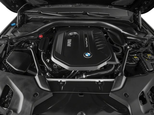 2018 BMW 5 Series Prices and Values Sedan 4D 540i engine