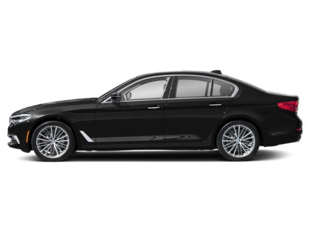 2018 BMW 5 Series Prices and Values Sedan 4D 540i side view