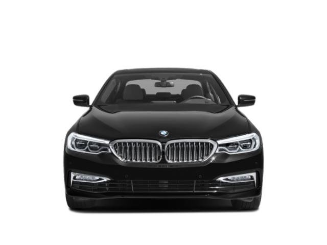 2018 BMW 5 Series Prices and Values Sedan 4D 540i front view