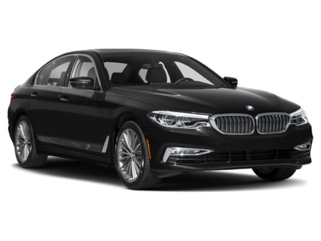 2018 BMW 5 Series Prices and Values Sedan 4D 540i side front view