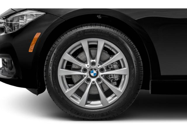 2018 BMW 3 Series Prices and Values Sedan 4D 320i wheel