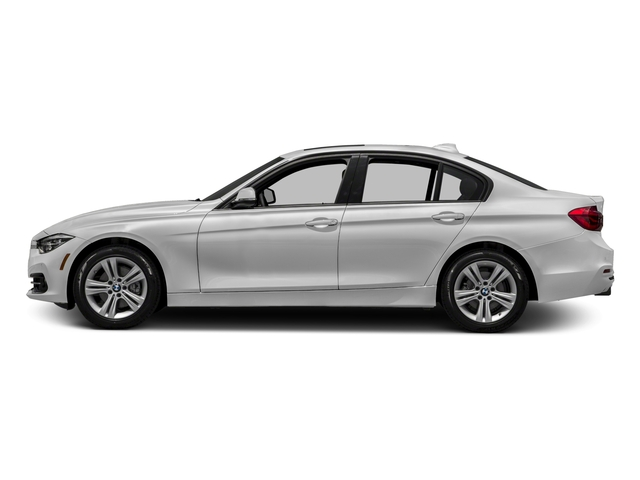 2018 BMW 3 Series Prices and Values Sedan 4D 330xi AWD side view
