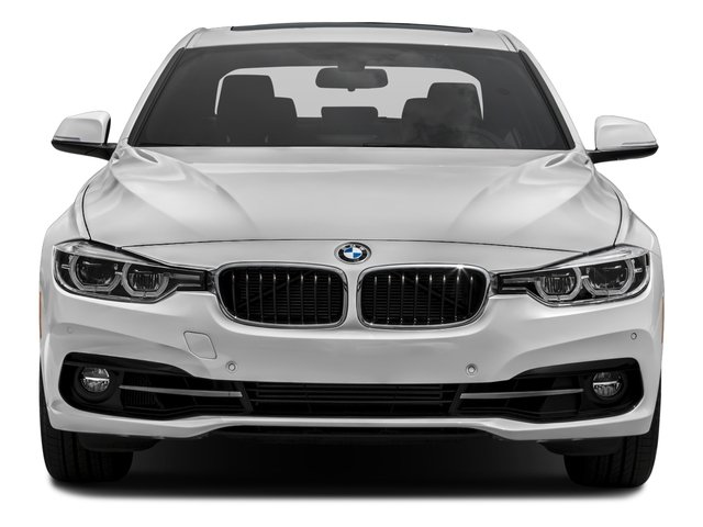 2018 BMW 3 Series Prices and Values Sedan 4D 330xi AWD front view