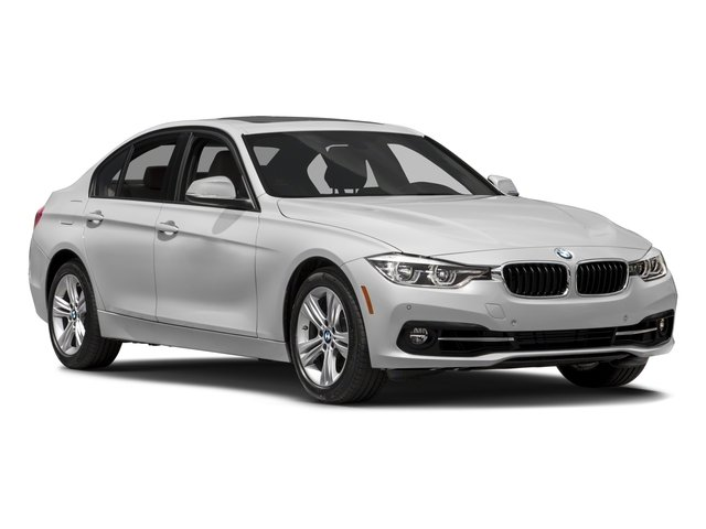 2018 BMW 3 Series Prices and Values Sedan 4D 330xi AWD side front view