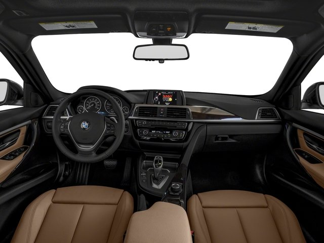 2018 BMW 3 Series Prices and Values Sedan 4D 330xi AWD full dashboard